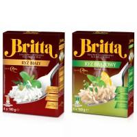 Ryż Britta 4 x 100 g