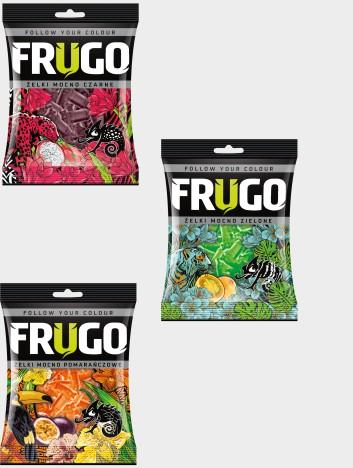 Żelki Frugo 90 g